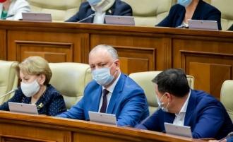 Igor Dodon spune că după ce își va depune mandatul de deputat, va fi mai aproape de cetățeni
