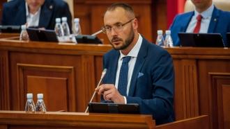 Moțiunea simplă împotriva ministrului Justiției va fi examinată joi în Parlament