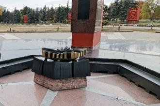 """Criza gazelor: Focul veșnic de la Complexul Memorial """"Eternitate""""  a fost stins"""