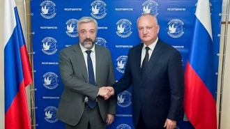 Cooperarea în domeniul social și umanitar dintre Moldova și Rusia a fost analizată în cadrul unei întrevederi dintre Igor Dodon și șeful Rossotrudnicestvo