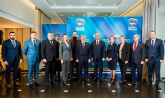"Igor Dodon a invitat o delegație a ""Edinaya Rossiya"" să participe la Congresul PSRM"