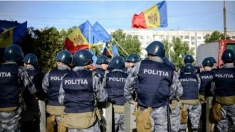 Două milioane de lei a alocat Poliția pentru măști antigaz, cătușe, balonașe cu gaz lacrimogen
