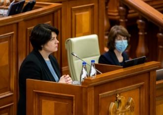 Premierul Natalia Gavrilița a mințit, când a promis că va publica prețul la gaz