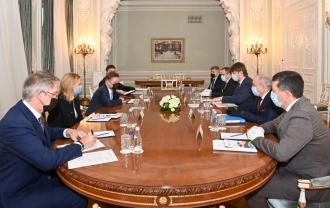Întrevederea Spânu-Miller: Guvernul nu a reușit să semneze un nou contract de achiziționare a gazelor din Rusia