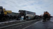 Trei moldoveni au murit într-un accident rutier produs în apropiere de Odes ...