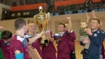 Progress a câştigat pentru a 3-a oară Cupa Moldovei la futsal