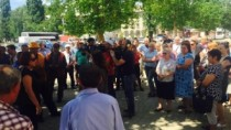 Protest la CFM! Angajații întreprinderii spun că nu și-au primit salariile  ...