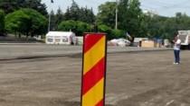 Circulaţia rutieră în PMAN, suspendată pentru două săptămîni
