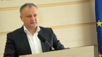 Igor Dodon renunță la funcția de lider al PSRM: Președintele trebuie să rep ...
