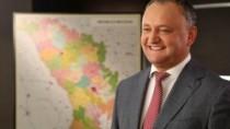 Igor Dodon, învestit astăzi în funcția de președinte al Republicii Moldova