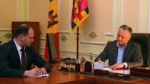 Președintele Igor Dodon a aprobat echipa de consilieri