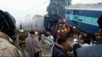 India: Cel puțin doi morți și peste 40 de răniți după deraierea unui tren î ...
