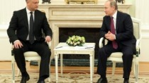 Igor Dodon la sfat cu Vladimir Putin
