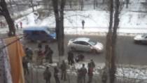 O femeie și o minoră au ajuns la spital, după ce au fost spulberate pe o tr ...