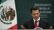 Președintele Mexicului condamnă zidul de la frontiera cu SUA ordonat de Tru ...