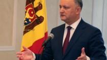 Dodon: Republica Moldova nu trebuie să sufere din cauza luptelor geopolitic ...