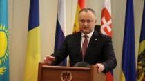 Igor Dodon: Voi face totul pentru apărarea și consolidarea statalității mol ...