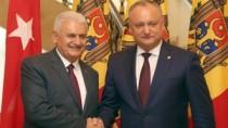 Igor Dodon a avut o întrevedere cu Prim-ministrul Republicii Turcia