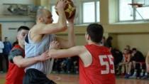 Egalitate în finala campionatului național de baschet