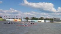 Canotorii Oleg Nuța și Ilie Sprîncean au devenit campioni europeni la tiner ...