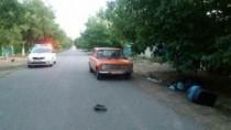 Un cărucior, spulberat pe un drum din ștefan Vodă; bebelușul de doar 4 luni ...