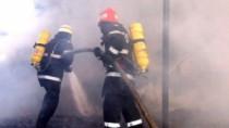 Incendiu la un depozit din Orhei; Pentru lichidarea flăcărilor au interveni ...