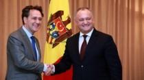 Igor Dodon a avut o întrevedere cu directorul executiv al Băncii Mondiale p ...