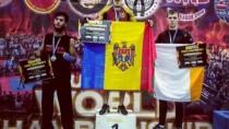 Moldova a cucerit patru medalii la Mondialele de arte marțiale