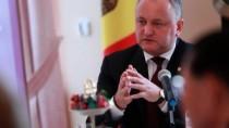 Igor Dodon s-a întâlnit cu ambasadori acreditaţi în Republica Moldova, cu r ...