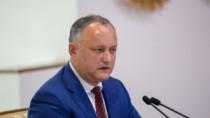 Igor Dodon nu va promulga legea care interzice difuzarea emisiunilor ruseșt ...