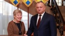 Igor Dodon a avut o întrevedere cu Secretarul General Adjunct al NATO