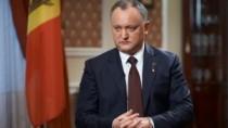 Dodon: Integrarea europeană este viziunea partidului de guvernare şi nu poa ...