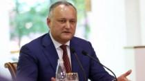 Igor Dodon: În 2017 a fost recuperată încrederea cetățenilor în instituția  ...