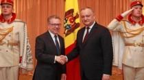 Noul ambasador al Franței în Moldova și-a început activitatea