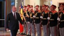 Șeful statului a plecat la Moscova