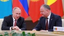 Relațiile dintre Moldova și Rusia înregistrează o evoluţie pozitivă, în pof ...
