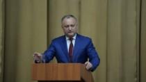 Igor Dodon: La următoarele alegeri parlamentare este obligatoriu să învingă ...
