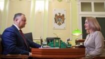 Rodica Antoci este președinte al ANI; Igor Dodon a semnat decretul în acest ...