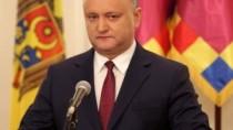 Igor Dodon, suspendat din nou din funcție