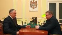 Șeful statului a avut o întrevedere cu deputatul transnistrean, Oleg Horjan