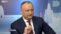 Igor Dodon: Decizia CC de a mă suspenda la subiectul legii propagandei este ...
