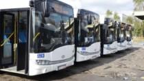 20 de autobuze noi, pentru Parcul Urban