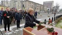 Socialiştii au adus un omagiu victimelor accidentului aviatic produs în Rus ...