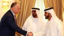 Șeful statului a avut o întrevedere cu familia regală Al Qassimi
