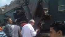 Cel puţin zece persoane au murit în urma unui accident feroviar produs în E ...