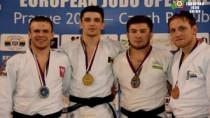 Judocanul Dorin Goțonoagă a câștigat Openul Cehiei