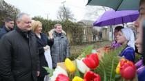 Președintele țării a vizitat localitățile Congaz, Copceac și Bacioi, benefi ...