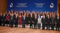 """Igor Dodon participă la Forumul Internațional """"VI Global Baku Forum 2018"""""""