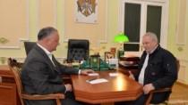 Șeful statului se va întîlni cu conducătorii diasporei moldovenești din toa ...