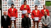 Sportivii moldoveni au obținut patru medalii la campionatul de sambo din Ce ...